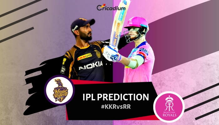 IPL 2019 Match 43, KKR vs RR Match Prediction