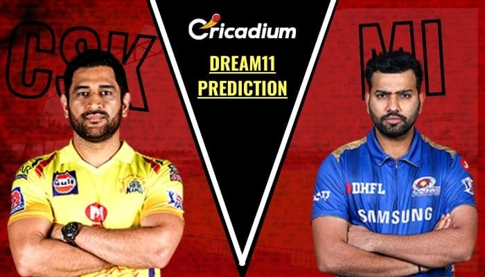CSK vs MI Dream 11 team Today: Chennai Super Kings vs Mumbai Indians Dream 11 Tips IPL 2020 Match 41
