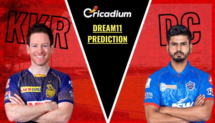 KKR vs DC Dream 11 team Today: Kolkata Knight Riders vs Delhi Capitals Dream 11 Tips IPL 2020 Match 42
