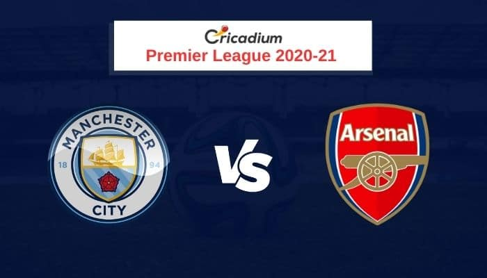 Premier League 2020-21 Round 5 Manchester City vs Arsenal Prediction & Dream11 Team Today