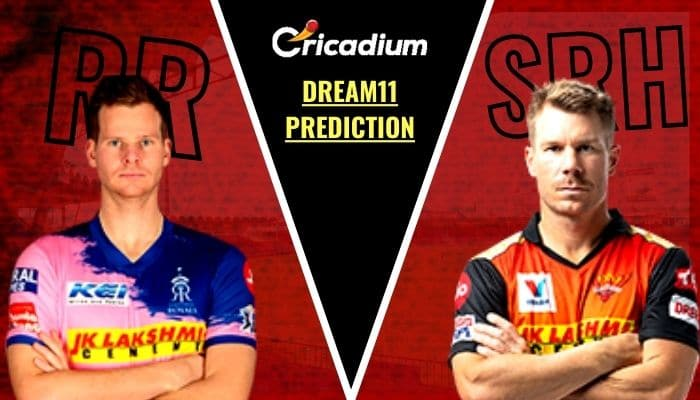 RR vs SRH Dream 11 team Today: Rajasthan Royals vs Sunrisers Hyderabad Dream 11 Tips IPL 2020 Match 40