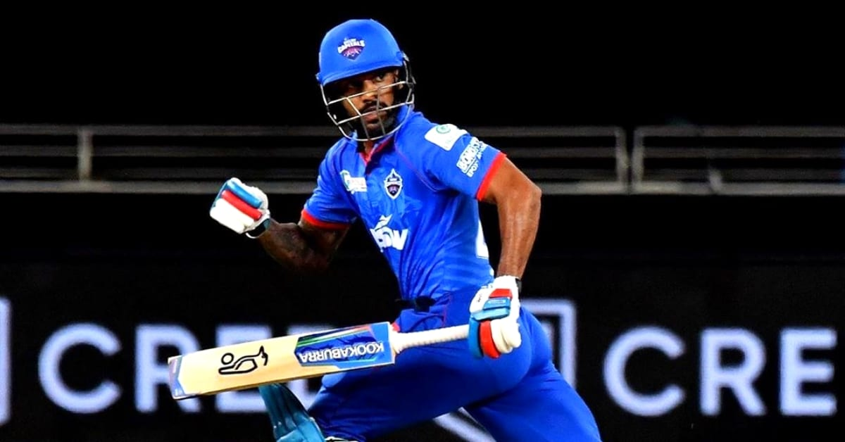 IPL 2020: Double Achievements for Shikhar Dhawan in Match Against KXIP