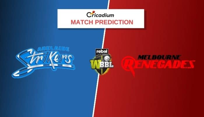 AS-W vs MR-W Match Prediction, Who Will Win Today's WBBL 2020 Match 47