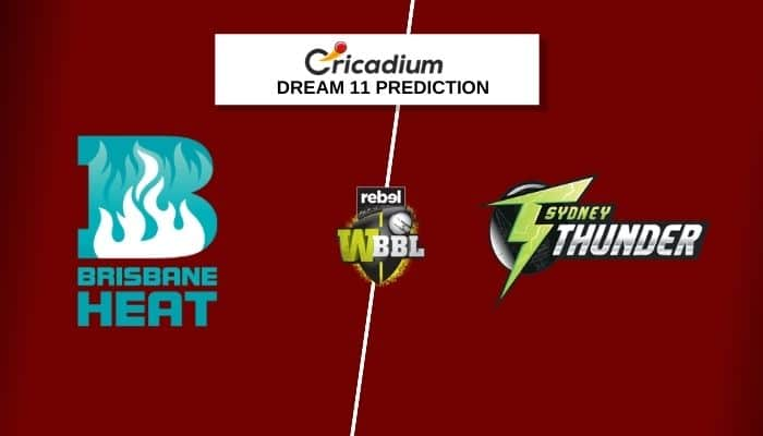 WBBL 2020 2nd Semi-Final BH-W vs ST-W Dream11 Team Today