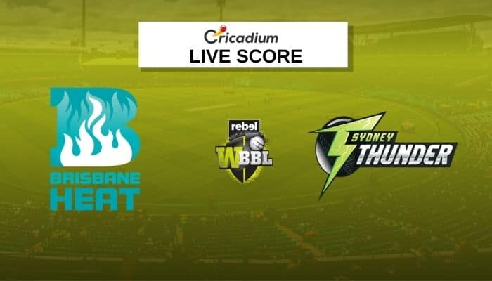 WBBL 2020 2nd Semi-Final BH-W vs ST-W Live Cricket Score Ball by Ball Commentary, Scorecard & Result