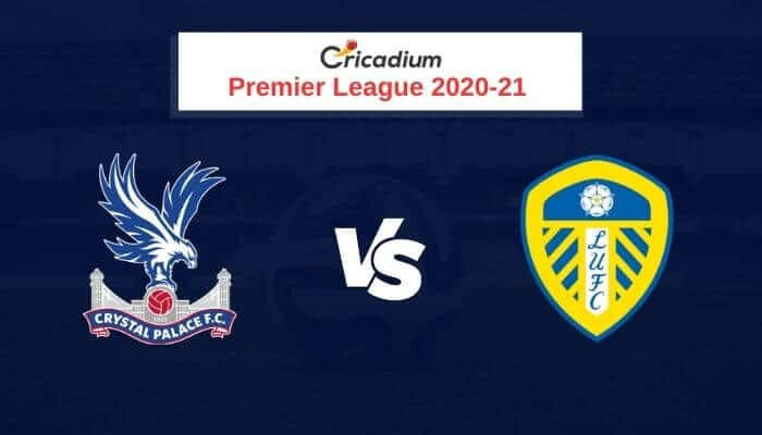 Premier League 2020-21 Round 8 Crystal Palace vs Leeds Prediction