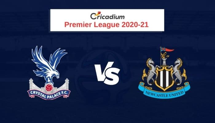 Premier League 2020-21 Round 10 Crystal Palace vs Newcastle United Prediction