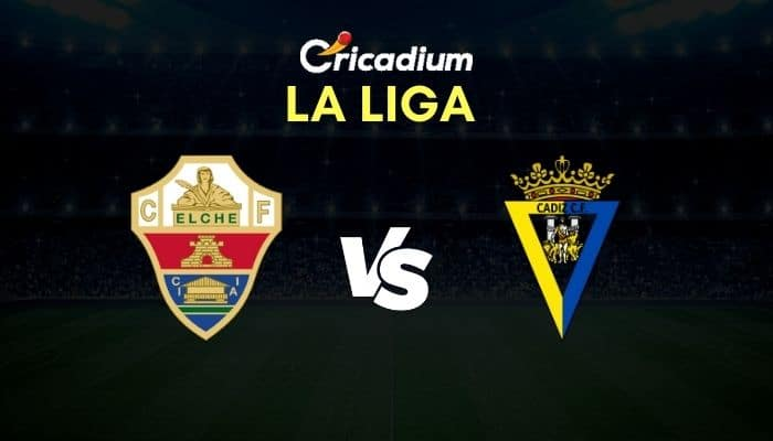 La Liga 2020-21 Round 11 Elche vs Cadiz Prediction