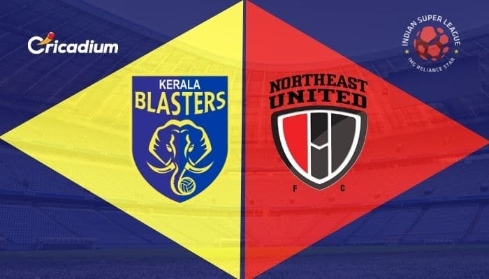 Indian Super League 2020-21 Matchday 2 Kerala Blasters FC vs Northeast United FC Prediction