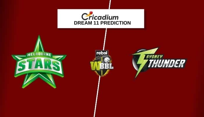 WBBL 2020 Final MS-W vs ST-W Dream11 Team Today