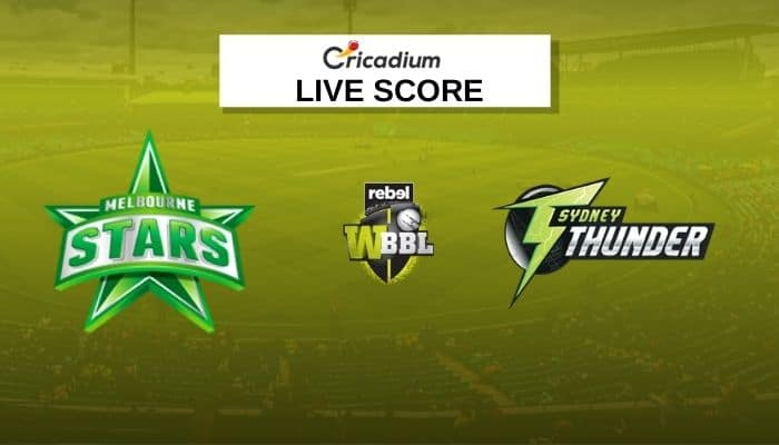 WBBL 2020 Final MS-W vs ST-W Live Cricket Score Ball by Ball Commentary, Scorecard & Result