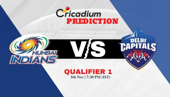 IPL 2020 Qualifier 1 MI vs DC Match Prediction Who Will Win Today IPL