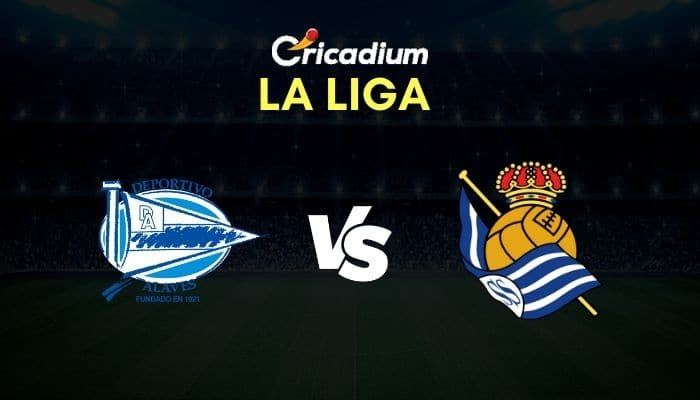 La Liga 2020-21 Round 12 Deportivo Alaves vs Real Sociedad Prediction