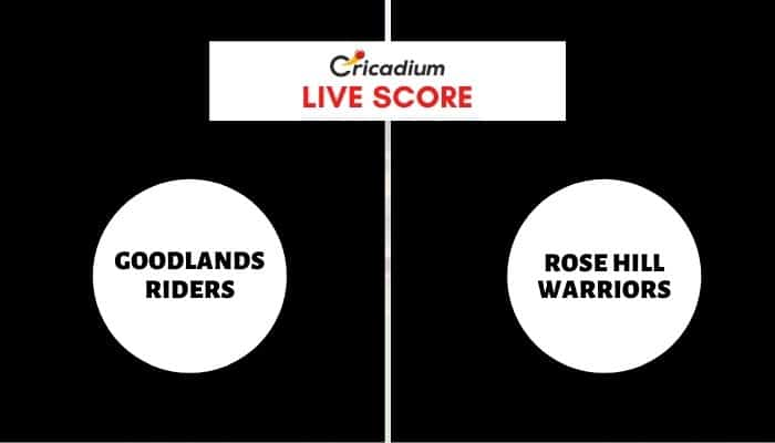 Mauritius Cric10 Live Cricket Score: GR vs RHW Match 21 Live Score Ball By Ball
