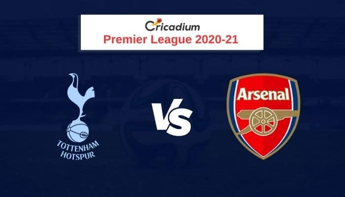 Premier League 2020-21 Round 11 Tottenham Hotspur vs Arsenal Prediction