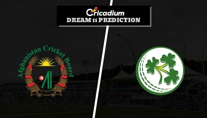 Ireland Tour of Afghanistan 2020-21 2nd ODI AFG vs IRE Dream11 Team Today