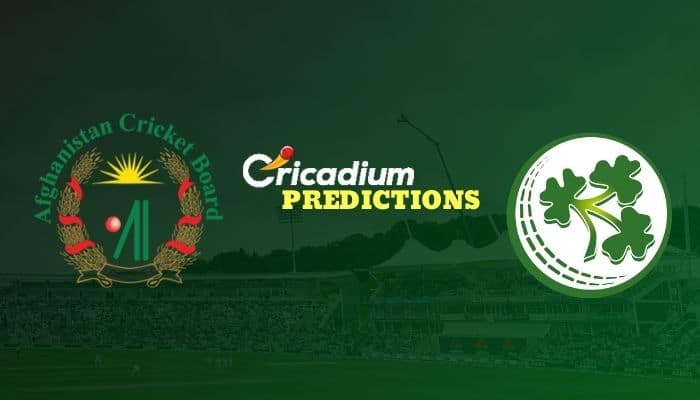 AFG vs IRE Match Prediction Who Will Win Today Ireland Tour of Afghanistan 2020-21 2nd ODI