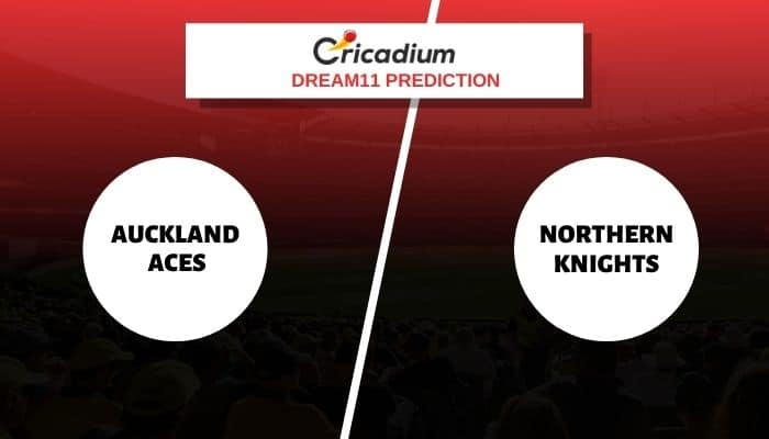 AA vs NK Dream11 Team: Super Smash 2020-21 Match 18 Auckland Aces vs Northern Knights Dream11