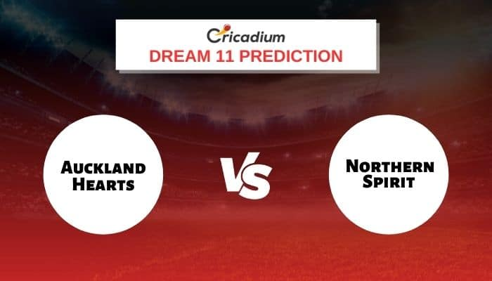 AH-W vs NS-W Dream11 Team: Women's Super Smash 2020-21 Match 18 Auckland Hearts vs Northern Spirit Dream11