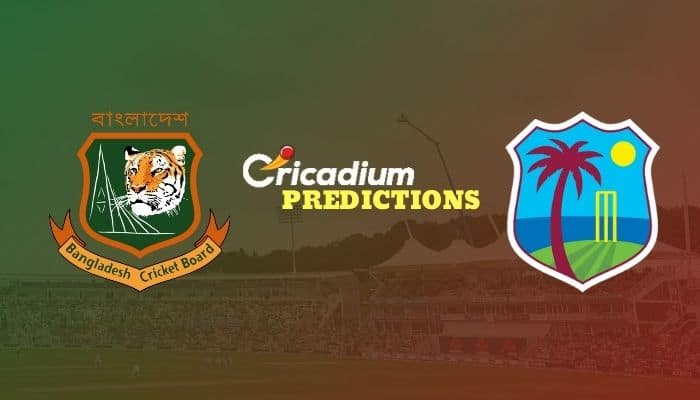 BAN vs WI Match Prediction Who Will Win Today West Indies Tour of Bangladesh 2020-21 2nd ODI