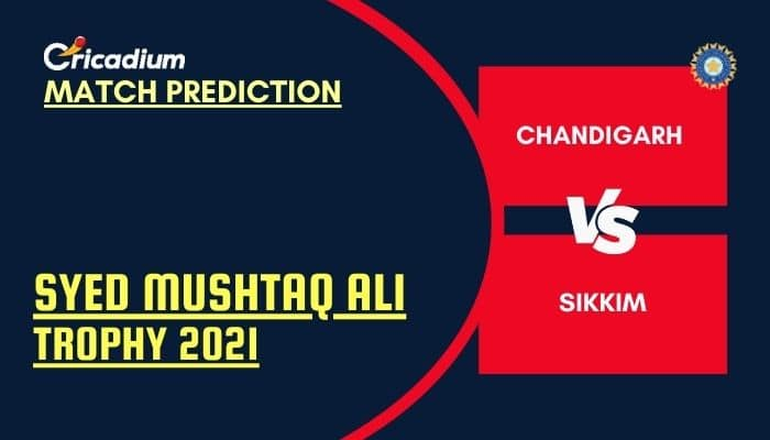 CDG vs SKM Match Prediction Who Will Win Today Syed Mushtaq Ali Trophy 2021 Plate