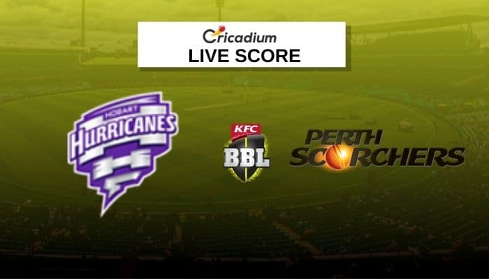 Big Bash League 2020-21 Live Score: HUR vs SCO Match 47 Live Cricket Score Ball by Ball Commentary, Scorecard & Results