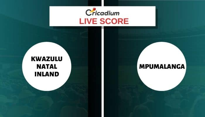 CSA 3-Day Provincial Cup 2021 Live Score: KNI vs MPU Match 4 Live Cricket Score Ball by Ball Commentary, Scorecard & Results