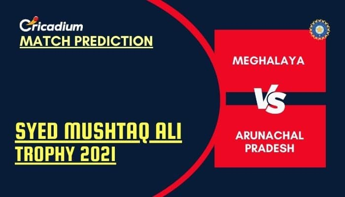 MGLY vs ARNP Match Prediction Who Will Win Today Syed Mushtaq Ali Trophy 2021 Plate