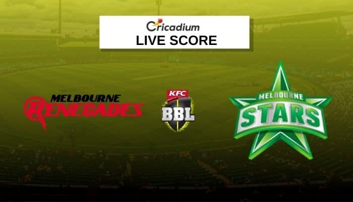 Big Bash League 2020-21 Live Score: REN vs STA Match 45 Live Cricket Score Ball by Ball Commentary, Scorecard & Results