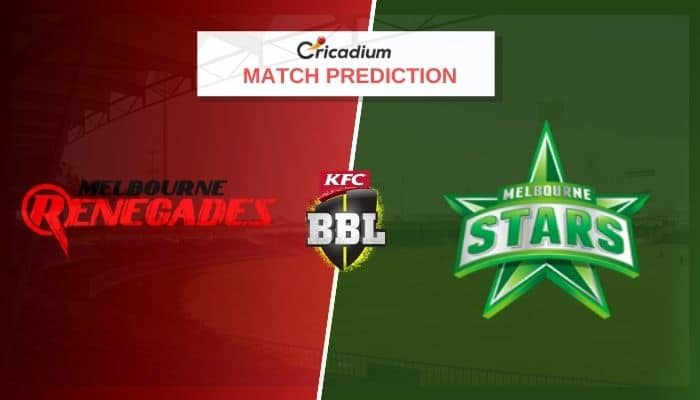 REN vs STA Match Prediction Who Will Win Today BBL 2020-21 Match 45