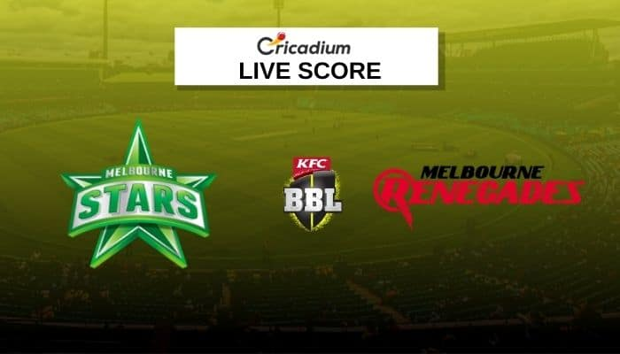 Big Bash League 2020-21 Live Score: STA vs REN Match 42 Live Cricket Score Ball by Ball Commentary, Scorecard & Results