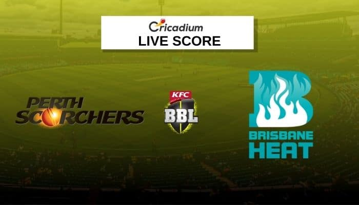 Big Bash League 2020-21 Match 44 SCO vs HEA Live Cricket Score